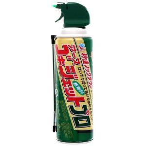 (まとめ)アース製薬 ゴキジェットプロ 450mL 〔×3点セット〕 殺虫 防虫剤|sac