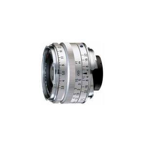 【商品名】 COSINA レンズ CBIOGONT2.8/35ZM-SV 【ジャンル・特徴】 COS...