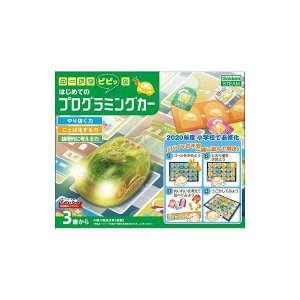 【商品名】 学研ステイフル 83008 カードでピピッとはじめてのプログラミングカー 【知育玩具】