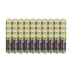 【商品名】 メモレックス・テレックス アルカリ乾電池単3形 LR6/1.5V40S 1セット(400...