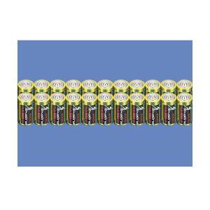 【商品名】 (まとめ)メモレックス・テレックス アルカリ乾電池単2形 LR14/1.5V/10S 1...
