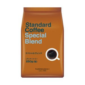 【商品名】 (まとめ)サッポロウエシマコーヒー スタンダードコーヒー スペシャルブレンド 1袋(25...