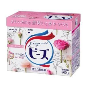 【商品名】 (まとめ)花王 フレグランスニュービーズ 大 1箱(800g)【×10セット】