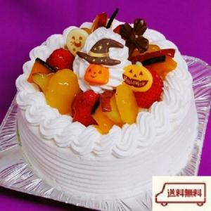 県内や県外在住者にも、「クール冷凍便」で生クリームのハロウィンケーキをお届けすることを考案しました。...