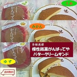 日本いやっ世界に一つしかない幸屋生まれの菓子。 ふんわりした丸いスポンジの間にバタークリームでサンド...