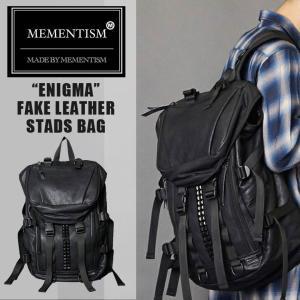 ■ブランド:MEMENTISM / メメントイズム ■カラー:ブラック ■素材:ナイロン、PUレザー...