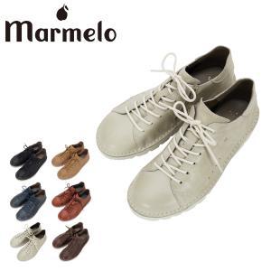マルメロ ローカットスニーカー 日本製 レディース 06-04-30001 marmelo 靴 シューズ スニーカー レザー サックスバーPayPayモール店