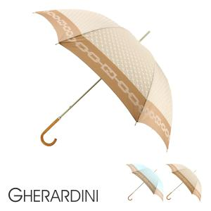 ゲラルディーニ 長傘 レディース 1GD 11039-39 日本製 GHERARDINI   雨傘 ブランド サックスバーPayPayモール店