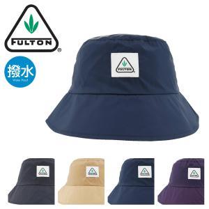 フルトン 帽子 防水 レインハット レディース メンズ 23-152-13072-02 FULTON | バイカラー|サックスバーPayPayモール店