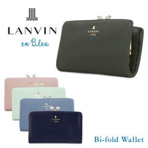 ランバンオンブルー LANVIN en Bleu 二つ折り財布 480723 シャペル  ランバンオ...