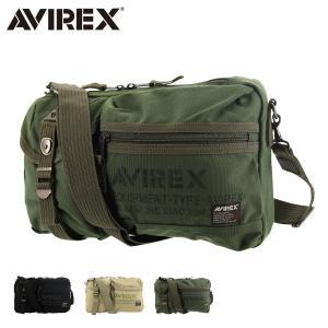 アヴィレックス ボディバッグ イーグル メンズ  AVX-3522 AVIREX [PO10]