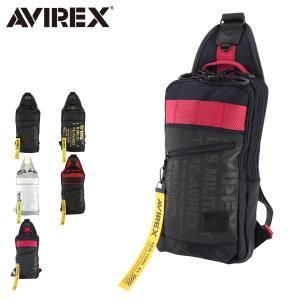 アヴィレックス ボディバッグ スーパーホーネット メンズ  AVX-591 AVIREX | 撥水 ...