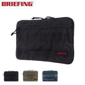 ブリーフィング タブレットケース MODULEWARE メンズ BRA201A29 BRIEFING | クラッチバッグ PCケース|サックスバーPayPayモール店
