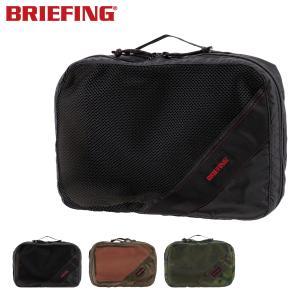 ブリーフィング ポーチ トラベルポーチ TRIP CARE M メンズ BRA201A31 BRIEFING | 軽量 旅行 小物入れ 収納 メッシュ|サックスバーPayPayモール店
