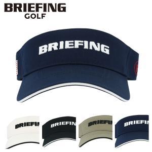 ブリーフィング ゴルフ サンバイザー メンズ BRG201M45 BRIEFING | 帽子 サイズ調節可能|サックスバーPayPayモール店