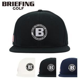 ブリーフィング ゴルフ キャップ メンズ BRG201M46 BRIEFING | 帽子 サイズ調節...