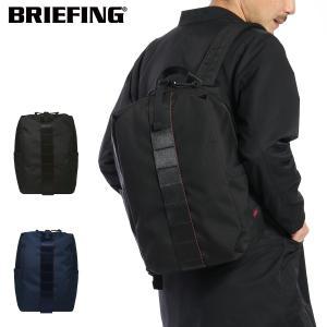 ブリーフィング リュックサック A4 19L メンズ レディースBRL191P01 BRIEFING | バックパック デイパック|サックスバーPayPayモール店