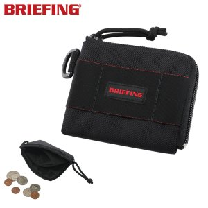 ブリーフィング 財布 小銭入れ メンズ BRW201A11 BRIEFING COIN PURSE MW | 当社限定 別注モデル ミニ財布 軽量|サックスバーPayPayモール店