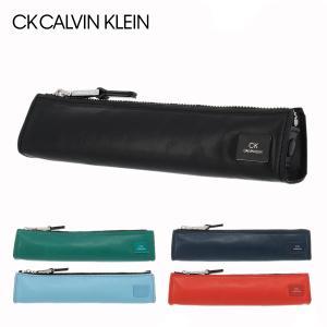 シーケー カルバンクライン ペンケース ワキシー メンズ 809628 CK CALVIN KLEI...