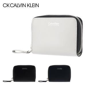シーケー カルバンクライン コインケース シャウト 813601 CK CALVIN KLEIN 小銭入れ メンズ 本革|sacsbar