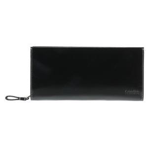 シーケー カルバンクライン 長財布 ヘアライン 823635 CK CALVIN KLEIN メンズ 本革|sacsbar
