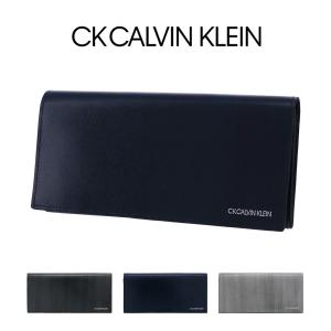 シーケー カルバンクライン 長財布 ボルダー 839616 CK CALVIN KLEIN メンズ 本革|sacsbar