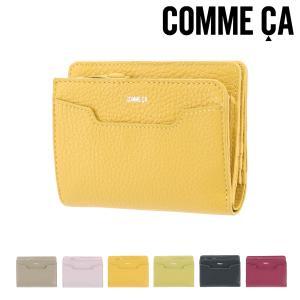 コムサ 二つ折り財布 ボンシック レディース 0074731 COMME CA | 牛革 本革 レザー|サックスバーPayPayモール店
