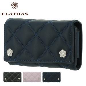 クレイサス キーケース クラシック レディース 188344 CLATHAS | スマートキー ブラ...