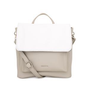 エモダ EMODA リュック EM-9211 異素材バイカラー  3WAY ショルダーバッグ ハンド...