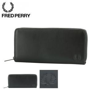 最大39%獲得 フレッドペリー 長財布 レザーパース メンズ F19916 FRED PERRY |...