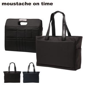 ムスタッシュオンタイム トートバッグ A4 メンズ JUC-2660 moustache on ti...