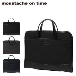ムスタッシュオンタイム ビジネスバッグ 3WAY メンズ JYW-2590 moustache on...