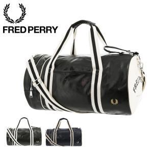 フレッドペリー ボストンバッグ A4 クラシックバレルバッグ メンズ レディース L7220 FRE...