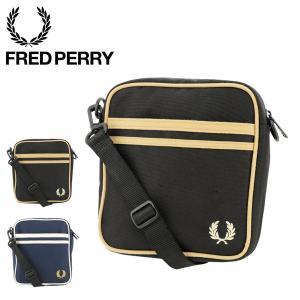 フレッドペリー ショルダーバッグ ツインティップサイドバッグ メンズ レディース L8265 FRE...