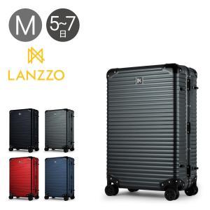 ランツォ スーツケース ノーマンライト 27インチ|64L 64cm 5kg|軽量 5年保証|ハード フレーム TSAロック搭載 [PO10]|sacsbar
