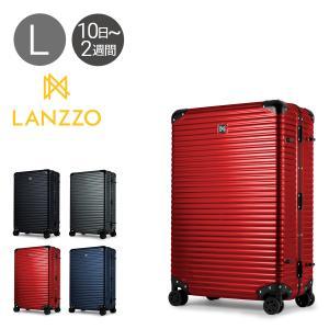ランツォ スーツケース ノーマンライト 29インチ|87L 70cm 5.8kg|軽量 5年保証|ハード フレーム TSAロック搭載 [PO10]|sacsbar