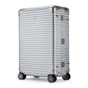 ランツォ スーツケース ノーマン 27インチ|64L 64cm 6.3kg|アルミニウム合金 5年保証|アルミ ハード フレーム TSAロック搭載 [PO10]|sacsbar