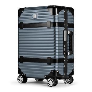 ランツォ スーツケース バイキング 21インチ|38L 51cm 5.3kg|アルミニウム合金 5年保証|アルミ ハード フレーム TSAロック搭載 [PO10]|sacsbar