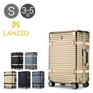 ランツォ スーツケース バイキング 24インチ|47L 55cm 6.1kg|アルミニウム合金 5年保証|アルミ ハード フレーム TSAロック搭載 [PO10]|sacsbar