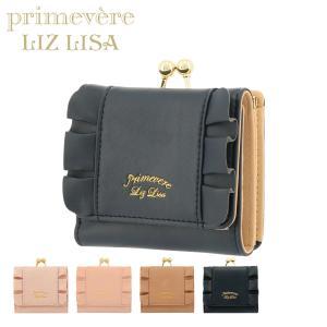 リズリサ 三つ折り財布 がま口 レディース  64553 LIZ LISA | ミニ財布 当社限定 別注モデル|サックスバーPayPayモール店