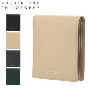 マッキントッシュフィロソフィー 二つ折り財布 パレット メンズ map-0100119 MACKINTOSH PHILOSOPHY | ミニ財布|サックスバーPayPayモール店