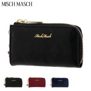 ミッシュマッシュ キーケース L字ファスナー リゼ レディース  67314 MISCH MASCH...