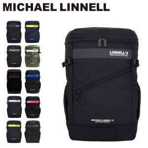 マイケルリンネル MICHAEL LINNELL リュック スクールバッグ ML-020 リフレクタ...