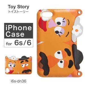 トイストーリー Toy Story iPhone6 ケース i6S-DN36 ダイカットバックカバー...
