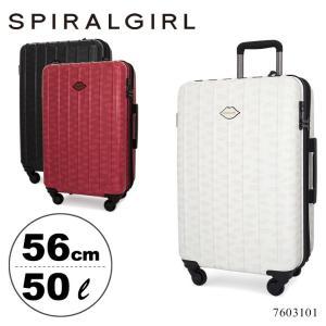 スパイラルガール SPIRAL GIRL スーツケース 76...