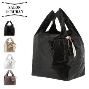 サロン ドゥ リュバン エコバッグ 折りたたみ コンパクト レジ袋 レディース SRA-564 SALON de RUBAN サックスバーPayPayモール店