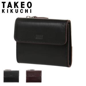 タケオキクチ 三つ折り財布 ミニ財布 ギャラン メンズ 783603 TAKEO KIKUCHI |...