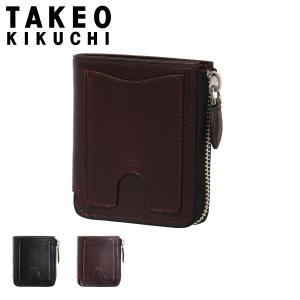 タケオキクチ 二つ折り財布 ミニ財布 ギャラン メンズ 783604 TAKEO KIKUCHI |...