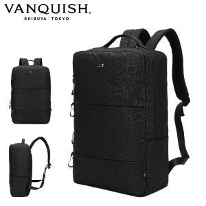 ヴァンキッシュ リュック メンズVQM-41830 VANQUISH | バックパック ビジネスバッグ A3|サックスバーPayPayモール店
