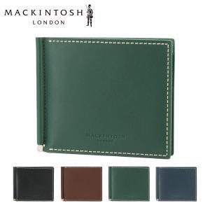 マッキントッシュ ロンドン マネークリップ ワン メンズ 60034 MACKINTOSH LONDON | 財布 札ばさみ 牛革 本革 レザー|サックスバーPayPayモール店